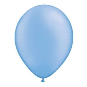 "11"" Neon Blue Balloons - Qualatex Latex Balloons 